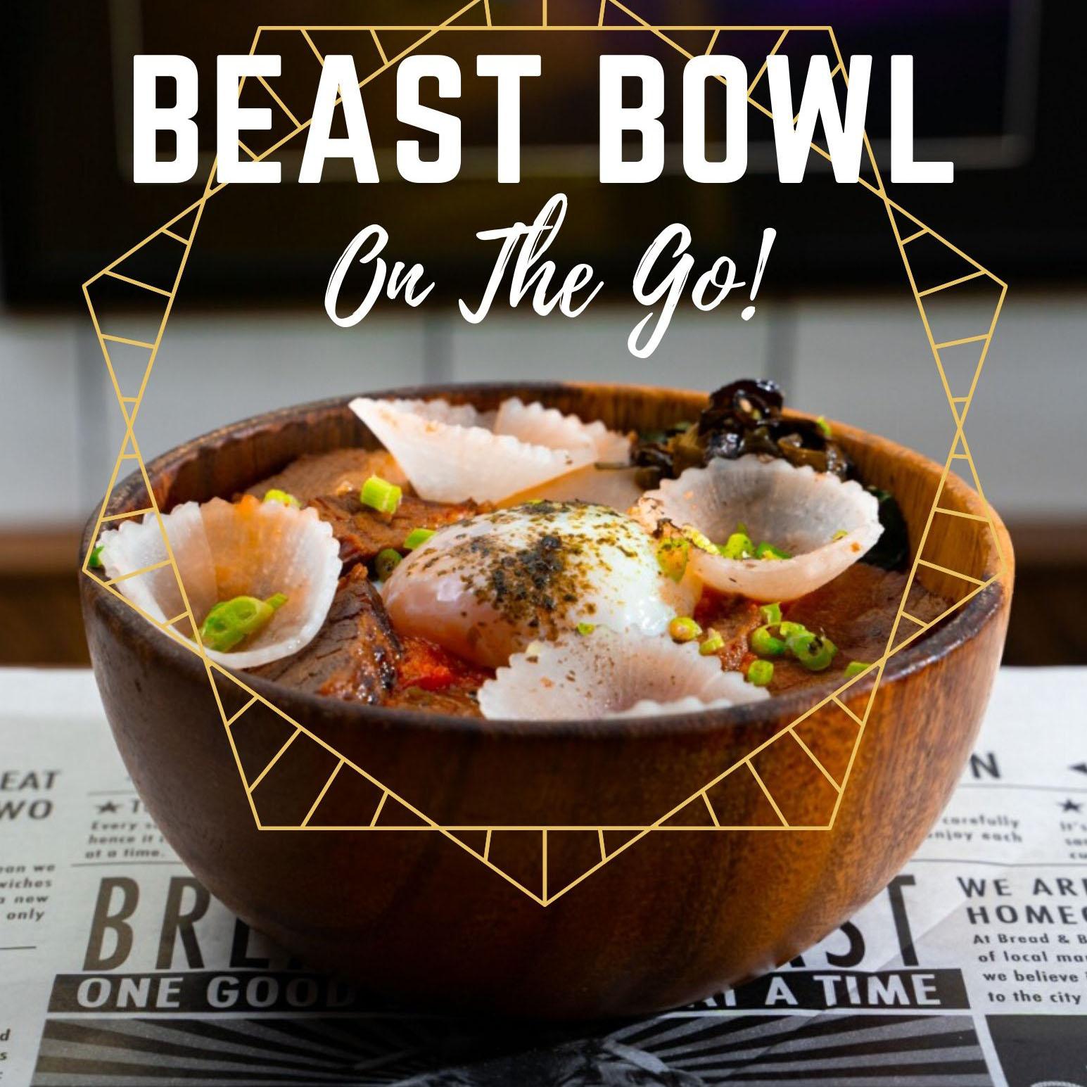 Beast Bowl Cover Sq